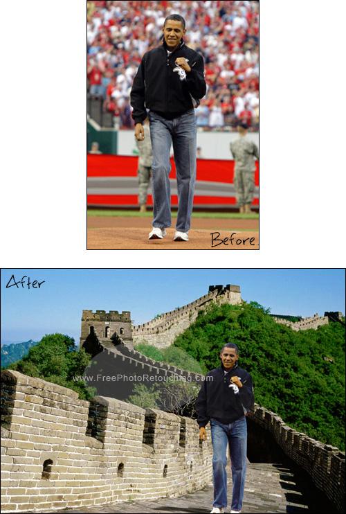 Photo retouching services china